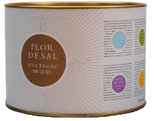 Flor de Sal Luxus-Set, 250gr